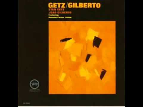 JOÃO GILBERTO  Feat  STAN GETZ -  So Danço Samba