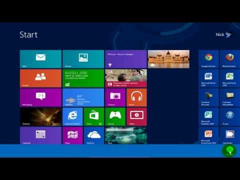 Windows 8 Control Panel Location Tutorial and Review - Tricks & Tips