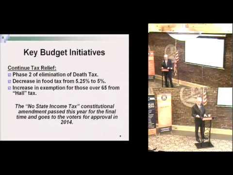 Legislative Briefing featuring Randy McNally