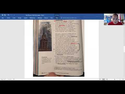 Video Analysis Of Paul Revere's Ride