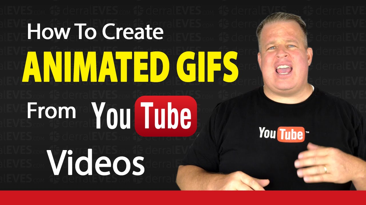 4edb00524 How to Create Animated Gifs for your YouTube Videos - YouTube