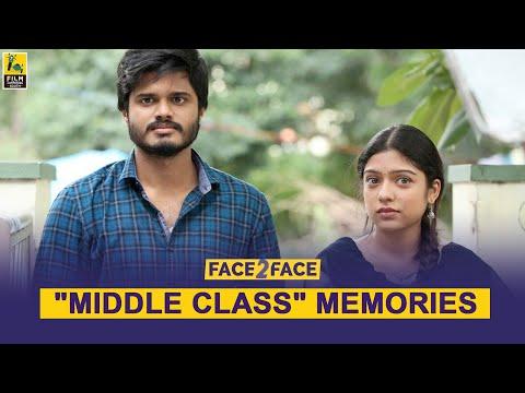 Anand Deverakonda, Varsha Bollamma & Vinod Anantoju Interview | Middle Class Melodies | BR