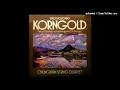 Erich Wolfgang Korngold : String Quartet No. 3 in D major Op. 34 (1944-1945)