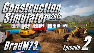Construction Simulator 2015 - Episode 2