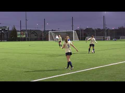 FCKC Everton vs. KC Fusion - KS State Cup Nov 2017