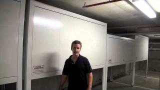Over Car Bonnet Garage Storage - Space Commander