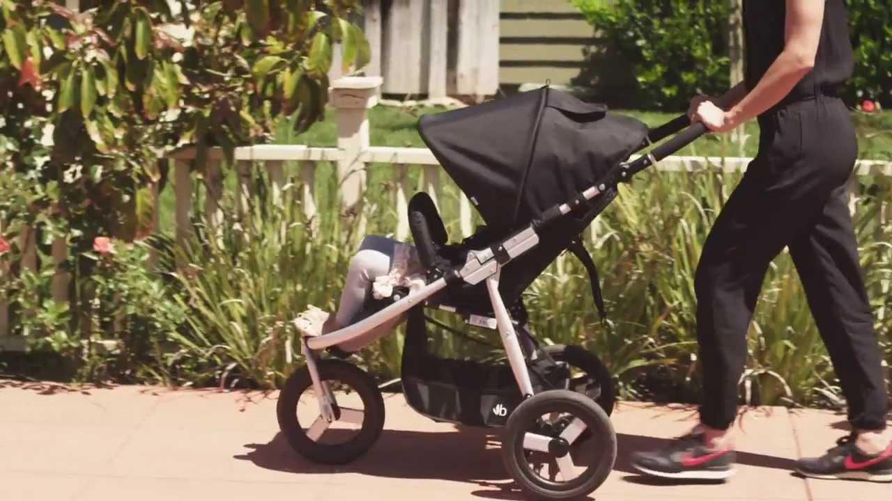 bumbleride indie all terrain jogging stroller