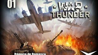 01.Nuevo juego de suscriptor (War Thunder) // Gameplay