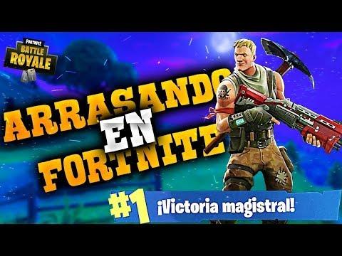 FORTNITE ESPAÑOL PS4 // NUEVA ESCOPETA PESADA! // JUGANDO CON SUBS // SORTEO A LOS 100!