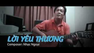 Guitar Cover - Loi Yeu Thuong