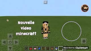 """Tuto """"comment coloré une armure """" sur MinecraftPE"""
