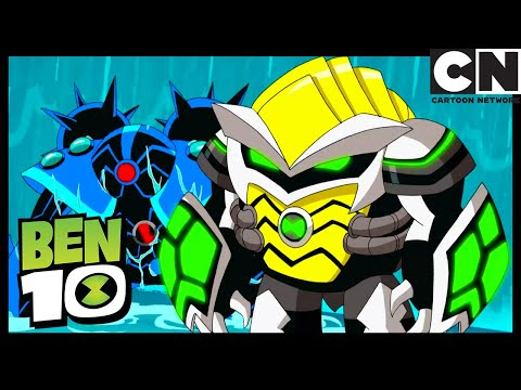 The Water Monster!  | The Greatest Lake | Ben 10 | Cartoon Network