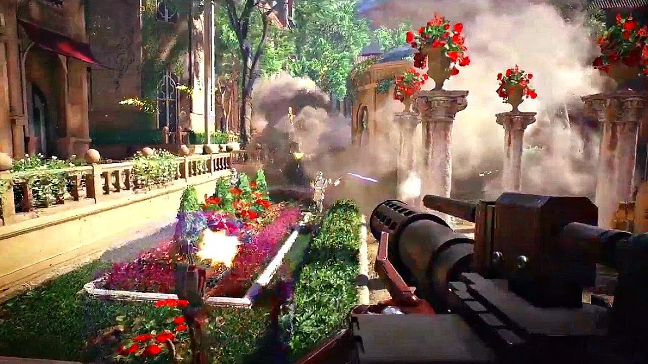 STAR WARS BATTLEFRONT 2 Multiplayer Gameplay E3 2017 (Darth Maul ...