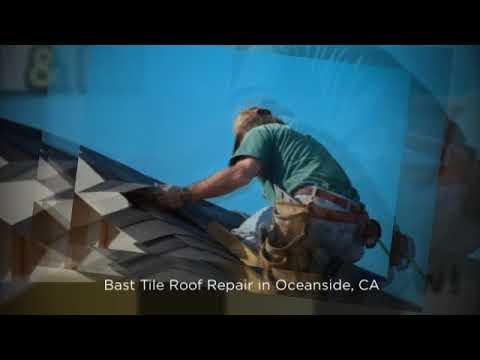 Tile Roof Repair Oceanside, CA