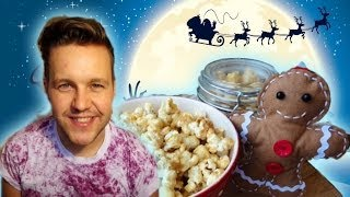 Caramel Popcorn Recipe | Simple Diy Christmas Treats