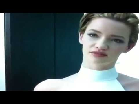 Westworld - William and Hostess