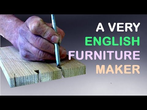 A Very English Maker - Andrew Lawton Furniture