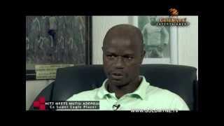 Ex-super Eagles Player Mutiu Adepojus interview on HitzTV