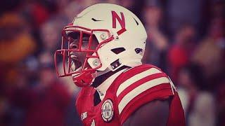 Work hard in silence let your success be the noise. Nebraska Football Motivation 2018!!