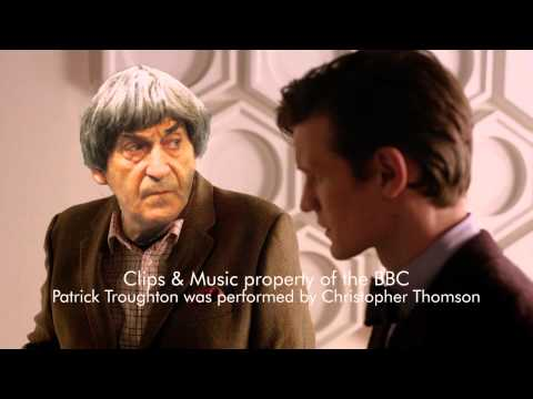 If Patrick Troughton was the Curator...