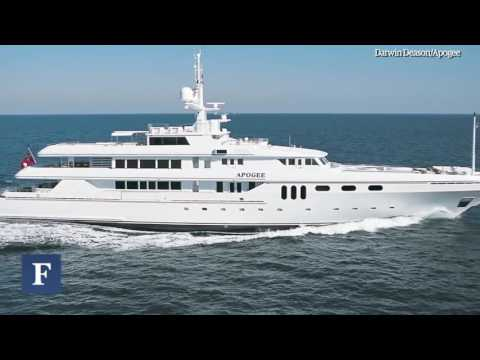 Inside A Billionaires 205 Ft Mega Yacht Luxury Lifestyle Official