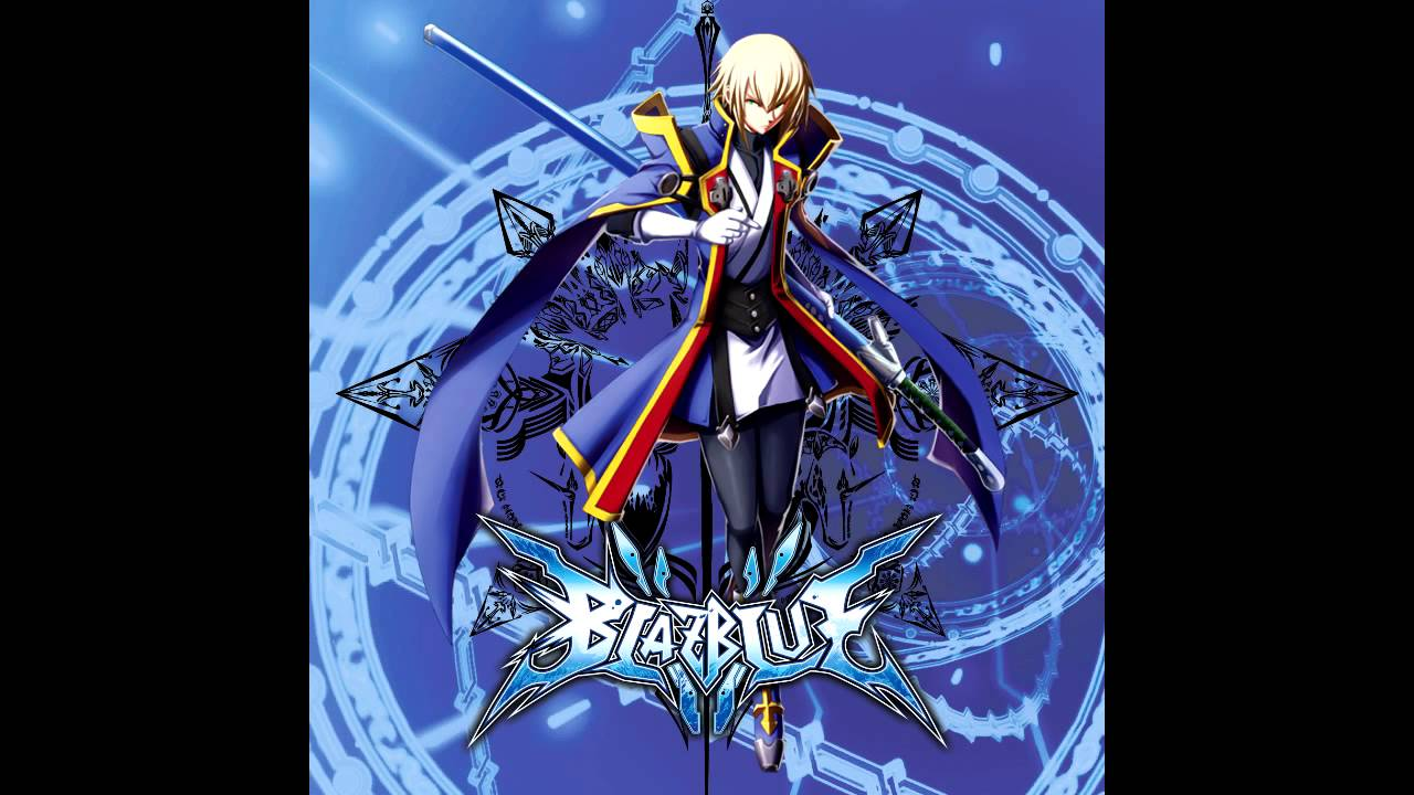 BlazBlue `Lust Sin` Mashup