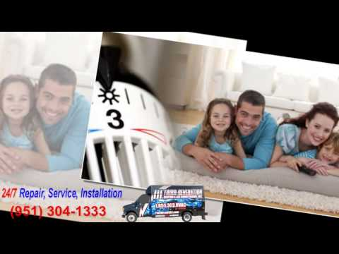 Air Conditioning Repair, Service, Installation Temecula, CA| Third Generation Heating & Air