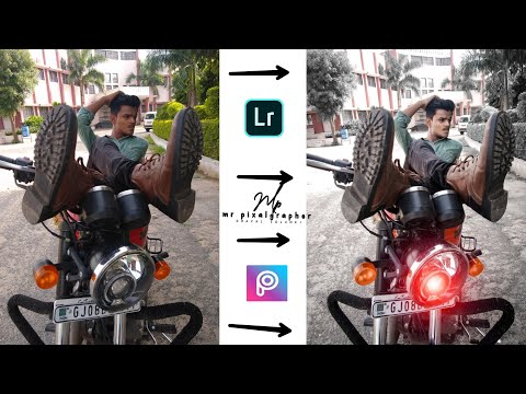How To Edit Moody White Adobe Lightroom  Tutorial | Simply Professional Editing Tutorial |