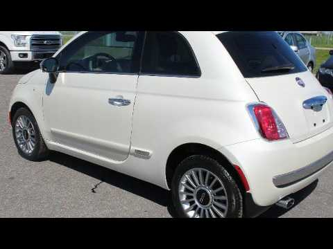 2013 fiat 500 lounge cuir toit panoramique youtube. Black Bedroom Furniture Sets. Home Design Ideas
