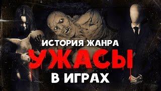 История жанра УЖАСЫ (Horror) в играх