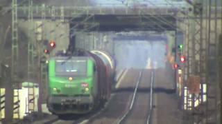 SNCF Prima, 2x BR185, BR425 Bonn Villich - Müldorf