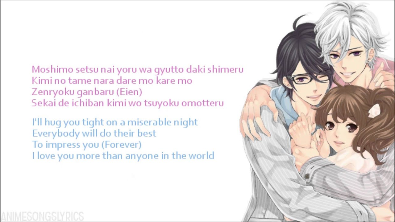 Cute Little Fairy Wallpapers Full Brothers Conflict Op 『beloved X Survival
