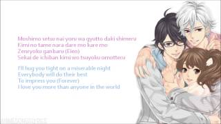 [FULL] Brothers Conflict OP - 『Beloved X Survival』 - Original/English