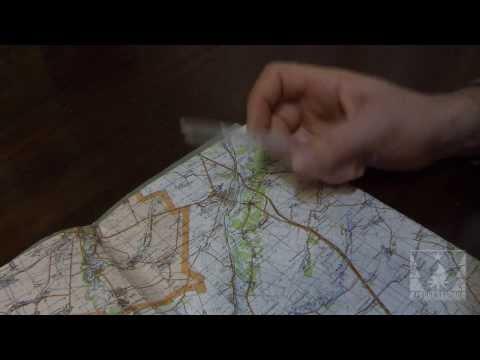Как правильно читать карту