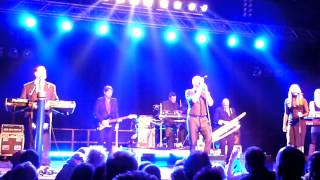 HEAVEN 17 - Come Live With Me - Live @ Live Music Hall Köln Cologne Germany 13-Dec-2012