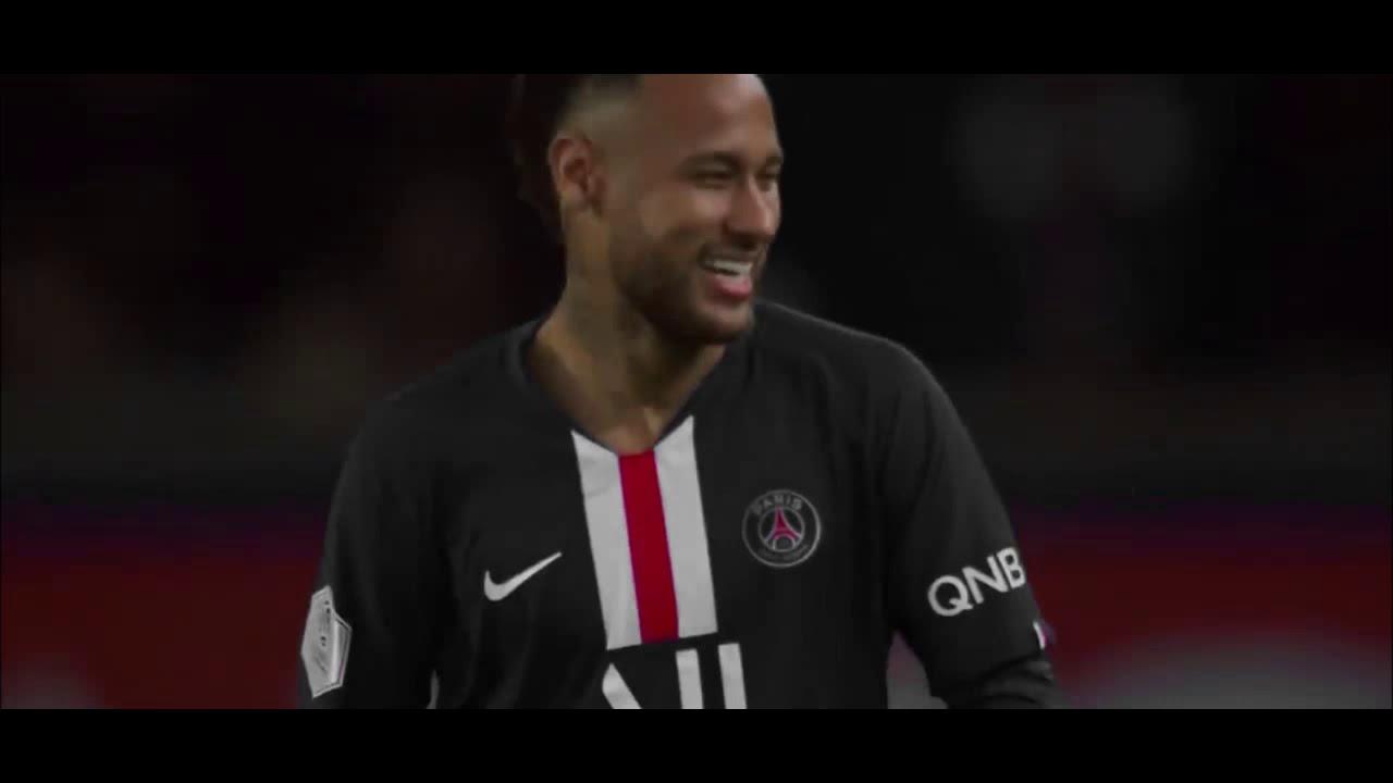 Neymar Jr. 2019-2020 • The Most Entertaining • Magic ...