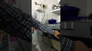 IFB microwave 25BCSDD1 demo