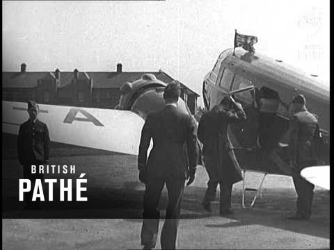 The King Visits RAF Stations (1938)