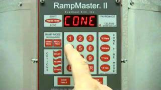 Rampmaster II Internal Cone Chart