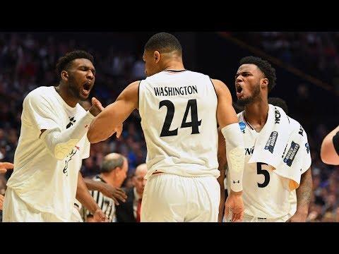 Cincinnati survives upset-minded Georgia State in NCAA Tournament