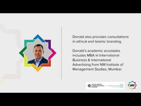 DONALD GONSALVES Managing Director Enthof Brand Communications & Designs Pte Ltd (Speakers At YIEC)