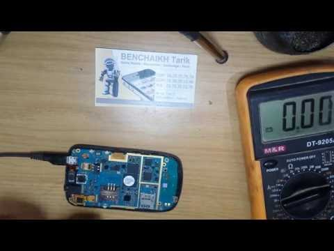 Jumper Charge Samsung S5570 s5570i s3850 Problem