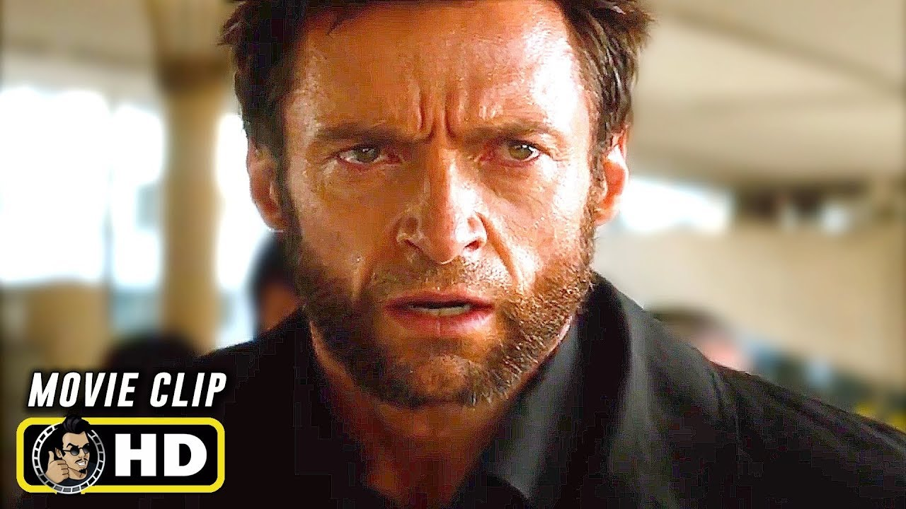THE WOLVERINE (2013) Clip - Tokyo Street Chase [HD] Hugh ...