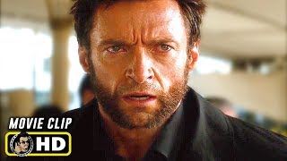 THE WOLVERINE (2013) Clip - Tokyo Street Chase [HD] Hugh Jackman