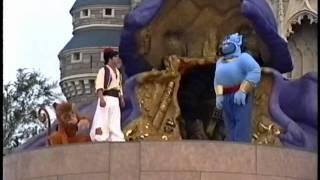 Tokyo Disneyland Aladdin's Great Adventure