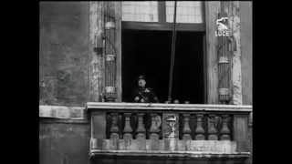 Mussolini, Dichiarazione di guerra - 10 Giugno 1940