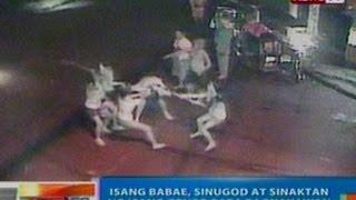 Repeat youtube video NTG: Isang babae sa Caloocan, sinugod at sinaktan ng isang grupo para pagnakawan