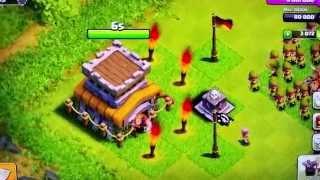 Clash of Clans // Sprung von Rh8 auf Rh9 [Deutsch/German HD]