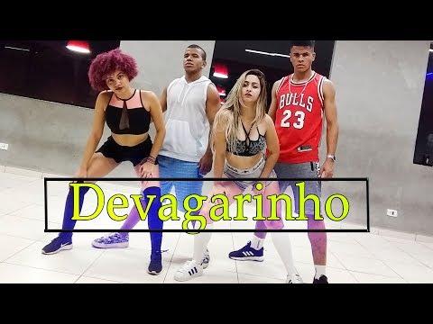 Devagarinho - Luísa Sonza | Coreografia / Choreography KDence