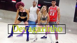 Baixar Devagarinho - Luísa Sonza   Coreografia / Choreography KDence